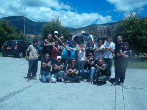 Trabajando con CHEVRON xyz NetworkColombia